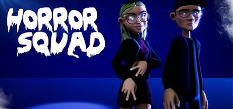 Horror Squad Capa