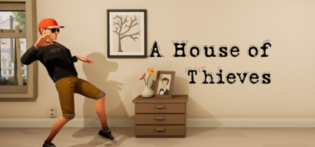 A House of Thieves [PT-BR] Capa