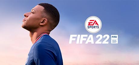 FIFA 22 Cover Image