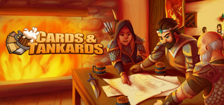 Cards & Tankards Cover Image