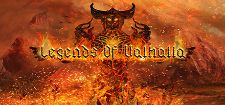 Legends Of Valhalla Cover Image