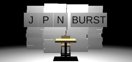 JPN Burst Cover Image