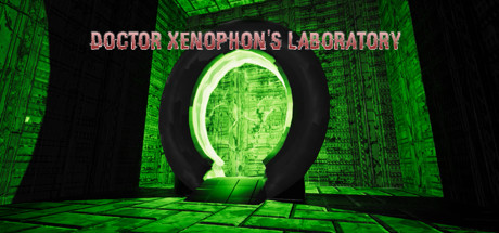 Doctor Xenophons Laboratory Capa