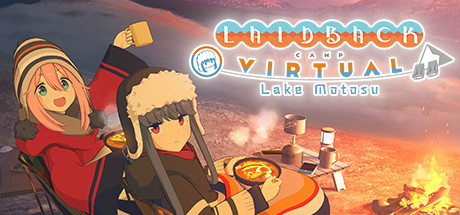 Laid-Back Camp - Virtual - Lake Motosu Cover Image