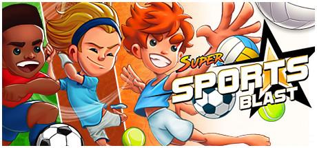 Super Sports Blast Cover Image