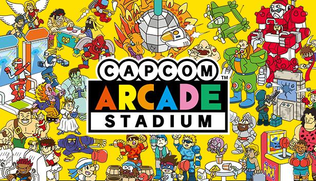 Capcom Arcade Stadium on Steam
