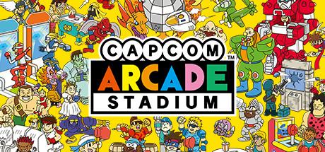 Capcom Arcade Stadium Capa