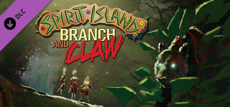 Spirit Island  Branch amp Claw Capa