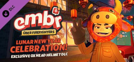 Embr  Lunar New Year Ox Head Helmet [PT-BR] Capa