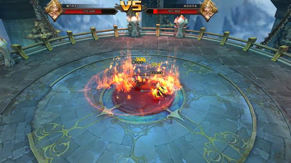 Rings_Of_Dragon游戏最新中文版《龙之戒》