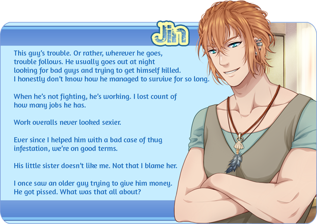 Sentimental Trickster: Yaoi BL Gay Visual Novel