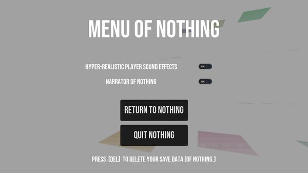 The_Game_of_Nothing游戏最新中文版《虚无游戏》