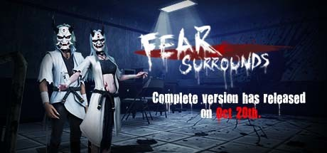 Fear Surrounds Cover Image