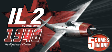 IL-2 Sturmovik: 1946 Cover Image
