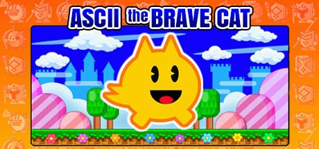 Ascii the Brave Cat Capa