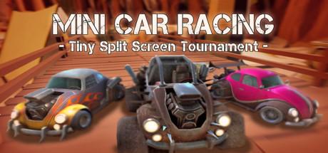Mini Car Racing  Tiny Split Screen Tournament Capa