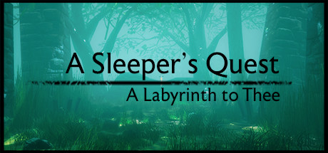 A Sleepers Quest A Labyrinth to Thee Capa