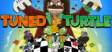 Tuned Turtle Cover Image