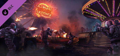 Ultimate Zombie Defense  The Carnival Map [PT-BR] Capa