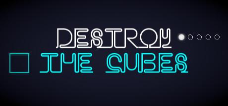 Destroy The Cubes - Minimalist Puzzle Cover Image