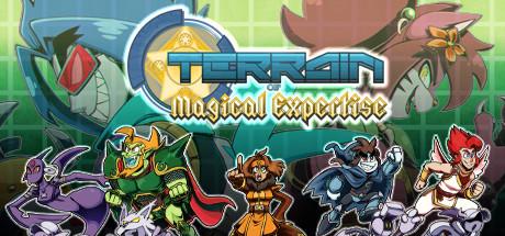 Terrain of Magical Expertise Capa