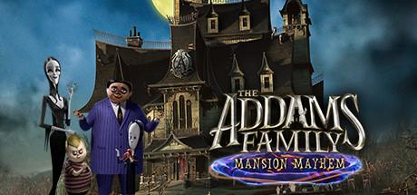 A Famlia Addams Manso da Confuso [PT-BR] Capa