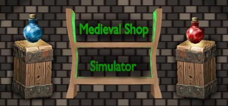 Medieval Shop Simulator Capa