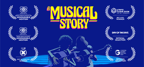 A Musical Story Cover Image