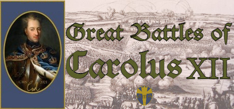 Great Battles of Carolus XII Cover Image