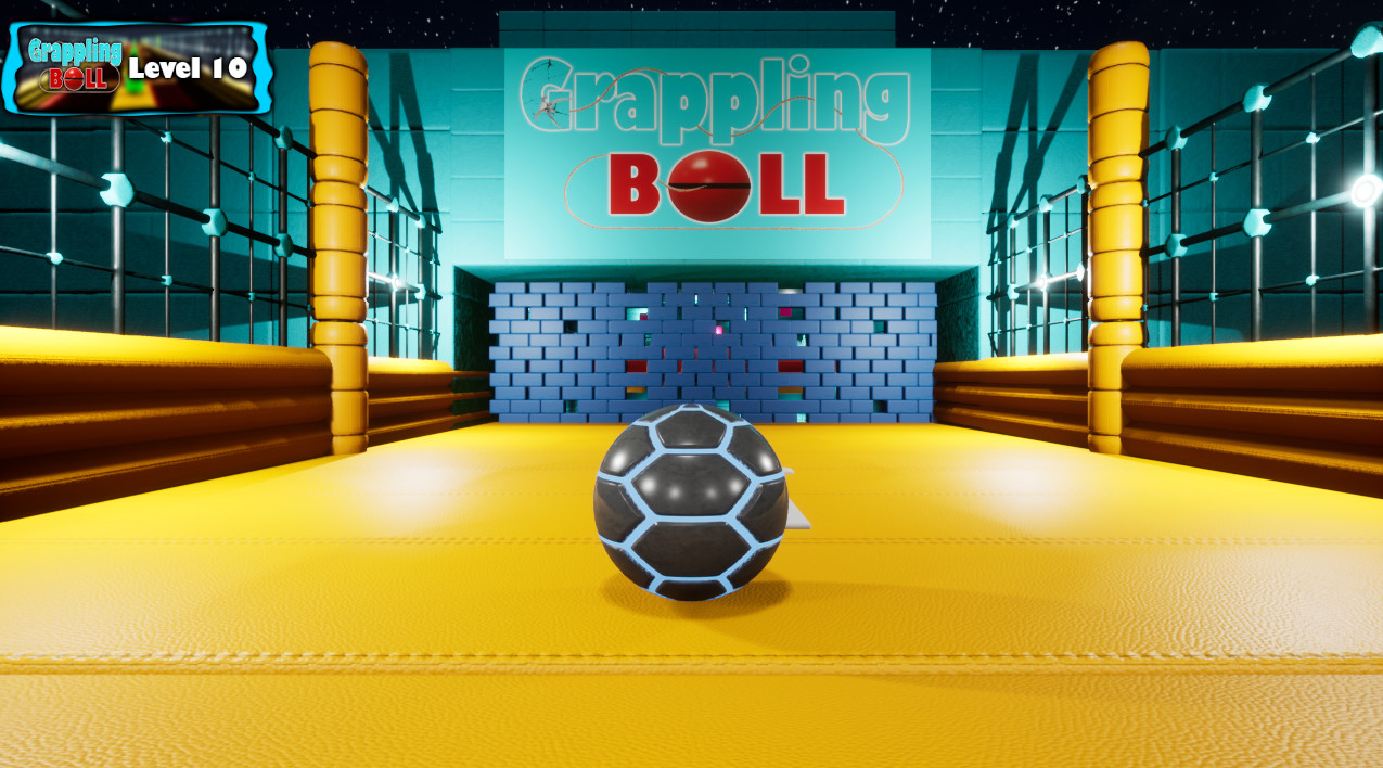 Grappling Ball Free Download