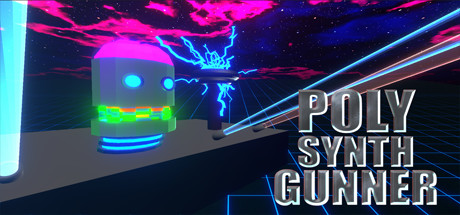 POLY SYNTH GUNNER Cover Image