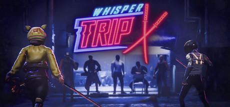 Whisper Trip  Chapter 1 [PT-BR] Capa