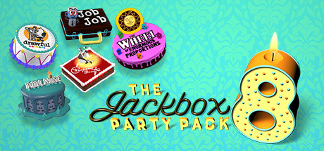 The Jackbox Party Pack 8 Capa