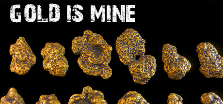 GOLD IS MINE Cover Image