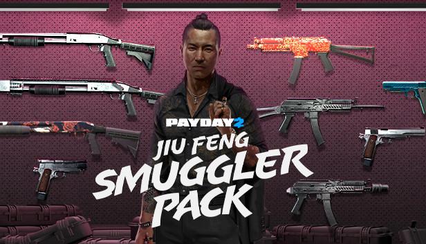 PAYDAY 2: Jiu Feng Smuggler Pack en Steam