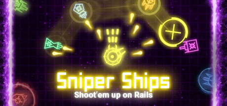 Sniper Ships: Shoot'em Up on Rails Cover Image