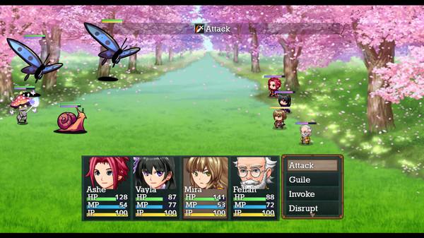 《Legacy_of_Vane》游戏最新中文版
