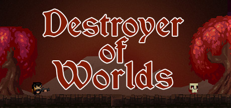 Destroyer of Worlds Cover Image