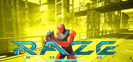 RAZE 2070 Capa