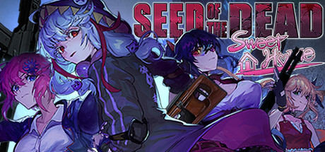 Seed of the Dead Sweet Home Capa