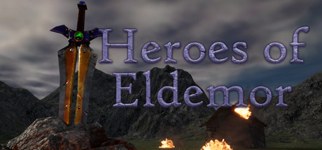 Heroes of Eldemor Cover Image