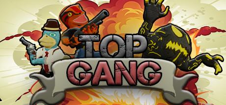 Top Gang [PT-BR] Capa