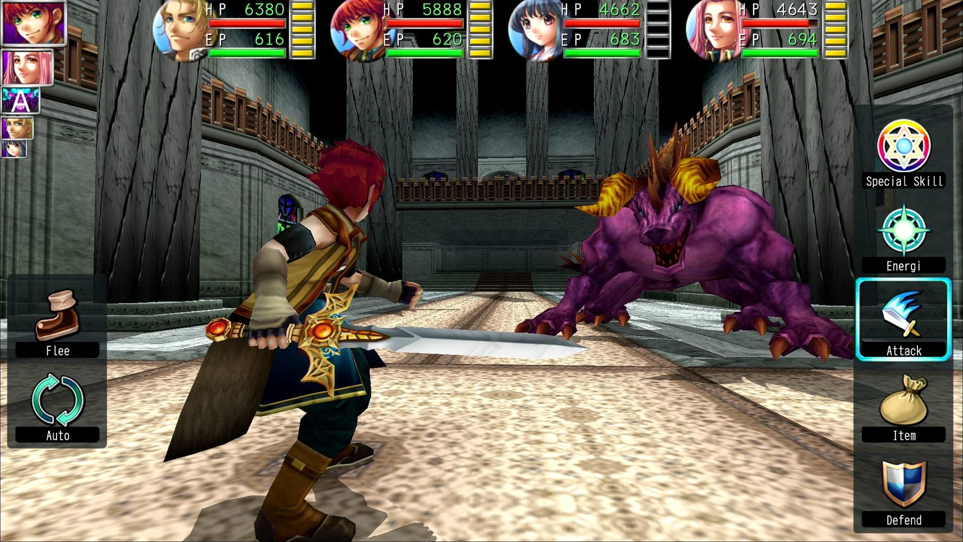 Alphadia Genesis 2 for Xbox One