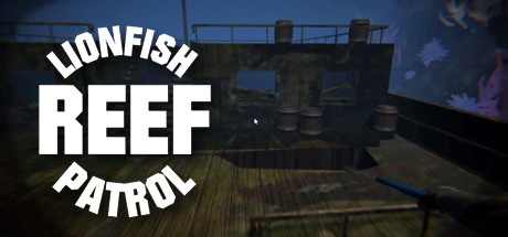 Lionfish Reef Patrol Cover Image
