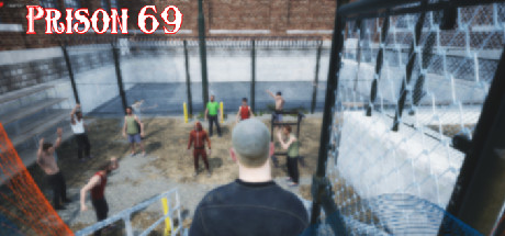 Prison 69 Capa
