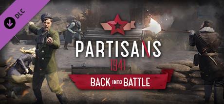 Partisans 1941  Back Into Battle Capa