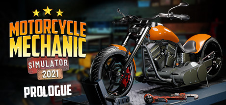 Motorcycle Mechanic Simulator 2021: Prologue Cover Image