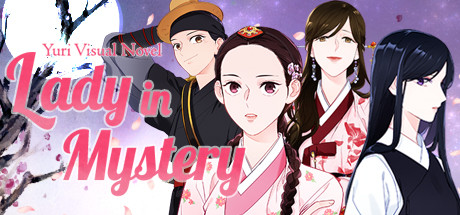 Lady in Mystery Cover Image