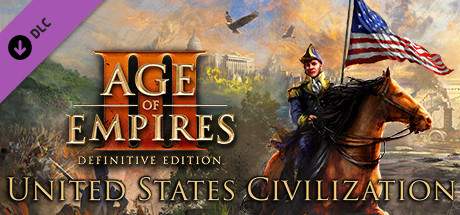 Age of Empires III Definitive Edition  United States Civilization [PT-BR] Capa