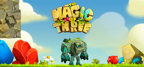 The magic of three Cover Image